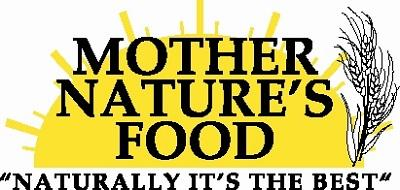 Mother Nature's Food Logo
